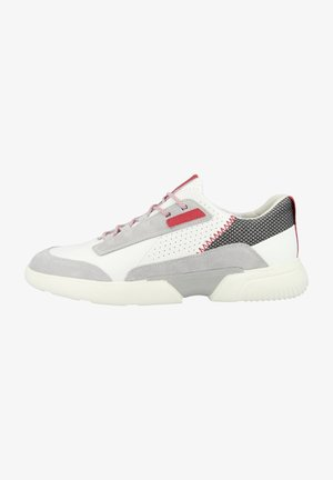 U SMOOTHER A - Trainers - white-light grey