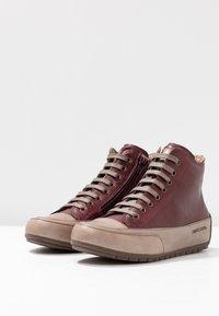 Candice Cooper - PLUS - Sneakers high - tamponato porpora/tamponato stone - 4