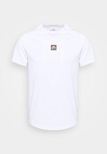MODRICO  - T-shirt basique - white
