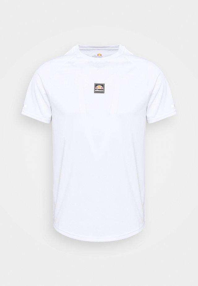 MODRICO  - T-shirts - white