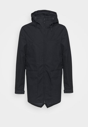SHELTER JACKET - Parkatakki - dark blue
