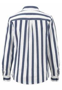 Alba Moda - Button-down blouse - weiß/blau - 5