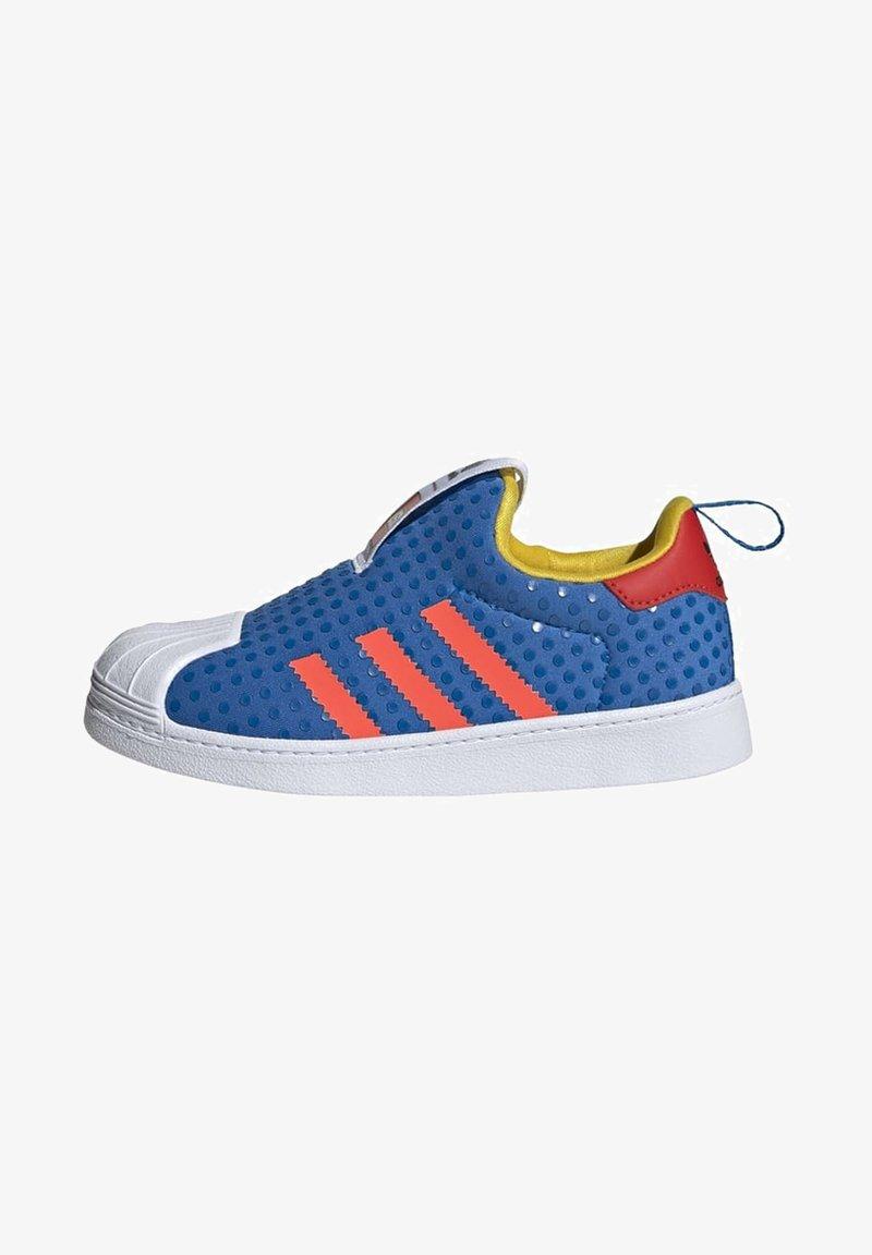 adidas Originals - ADIDAS ORIGINALS ADIDAS X LEGO - SUPERSTAR 360 - Baskets basses - blue