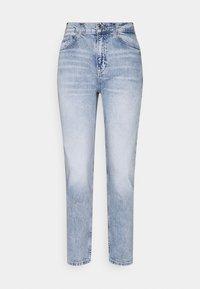 Tommy Jeans - IZZY SLIM ANKLE  - Slim fit jeans - light-blue denim - 0