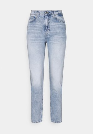 IZZY SLIM ANKLE  - Slim fit jeans - light-blue denim