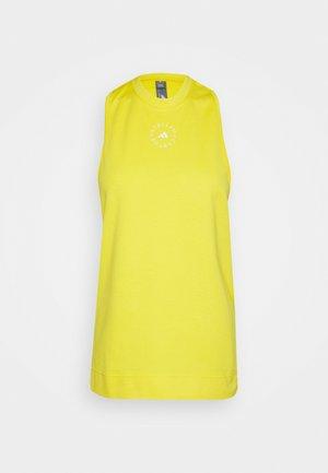 TANK - Toppe - yellow