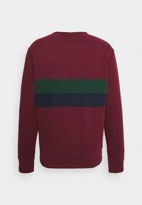 Polo Ralph Lauren - Sweatshirt - bordeaux/dark green/dark blue - 9