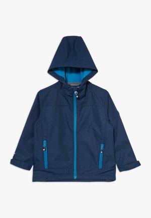 KARKIN - Soft shell jacket - marine