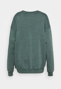 Missguided Tall - WASHED  - Sweatshirt - green - 1