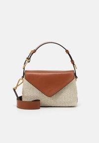 SHOULDER BAG - Handbag - beige