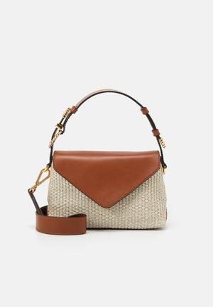 SHOULDER BAG - Käsilaukku - beige
