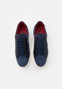 Jeffery West - BROGUE RACING TRAINER - Sneakers laag - indigo/toledo marino - 3