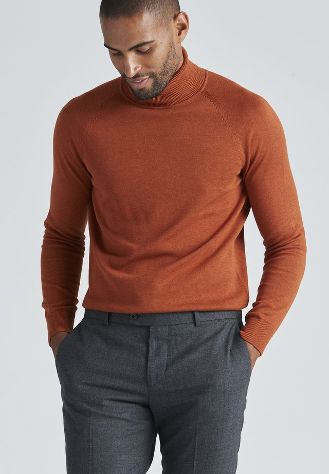 FLOYD  - Neule - orange melange