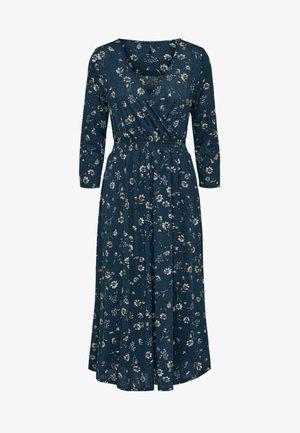 Maxi šaty - insignia blue