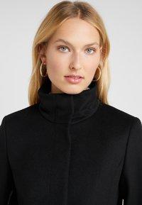 HUGO - MONATA - Zimní kabát - black - 4