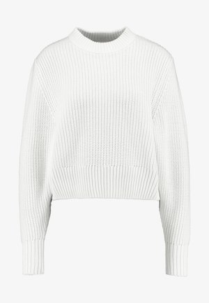 AGATA BASIC - Maglione - white light
