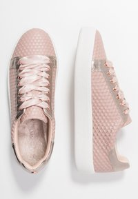 Tamaris - LACE-UP - Trainers - rose - 3