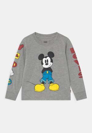 MICKEY MOUSE UNISEX - Long sleeved top - grey
