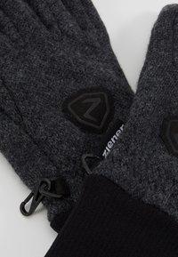 Ziener - ILDO GLOVE MULTISPORT - Gloves - dark melange - 4