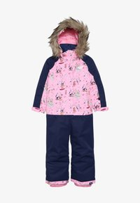 Roxy - PARADISE SUIT  - Talvihaalari - prism pink snow trip - 5