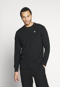 G-Star - LASH R T L\S - Långärmad tröja -  black - 0