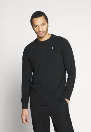 LASH R T L\S - Long sleeved top -  black
