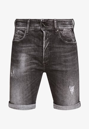 Jeansshorts - dark grey