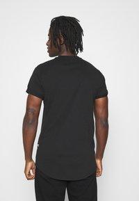 G-Star - LASH 2 PACK - Basic T-shirt - black - 2