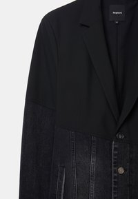 Desigual - Džínová bunda - black - 2