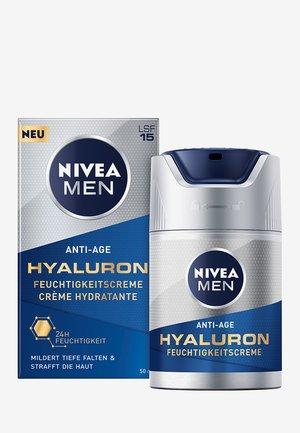 ANTI-AGE HYALURON MOISTURIZING CREAM - Face cream - -