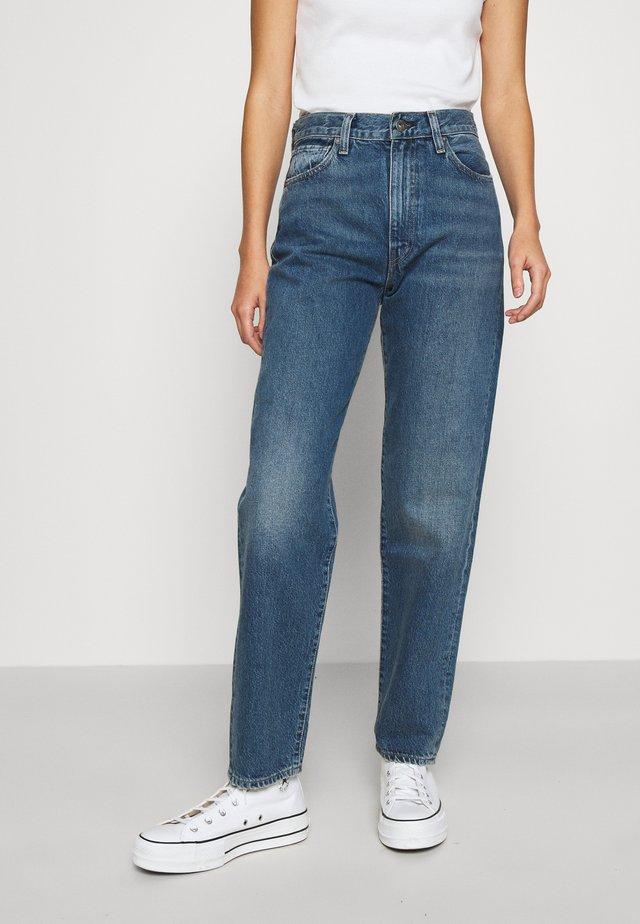 THE COLUMN - Straight leg jeans - sapphire