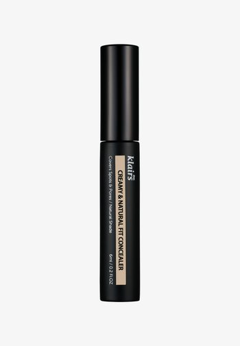 CREAMY & NATURAL FIT CONCEALER 6ML
