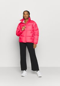 Columbia - PUFFECTJACKET - Winter jacket - bright geranium - 1
