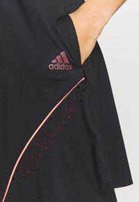 adidas Golf - DRESS - Sukienka z dżerseju - black - 7