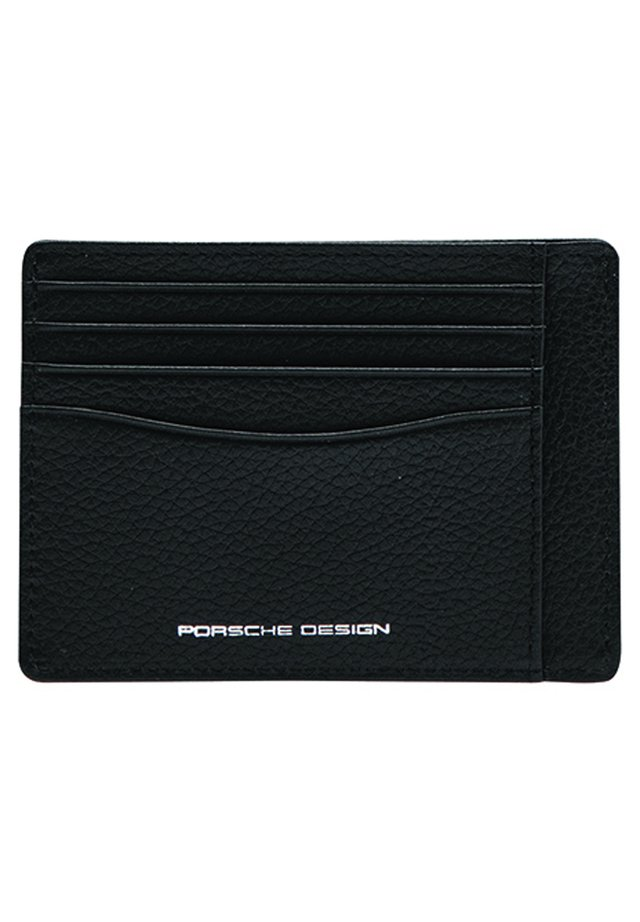 FRENCH  - Business card holder - black