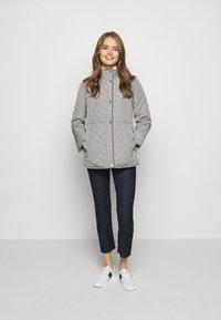 Lauren Ralph Lauren - Krátký kabát - prince grey - 1