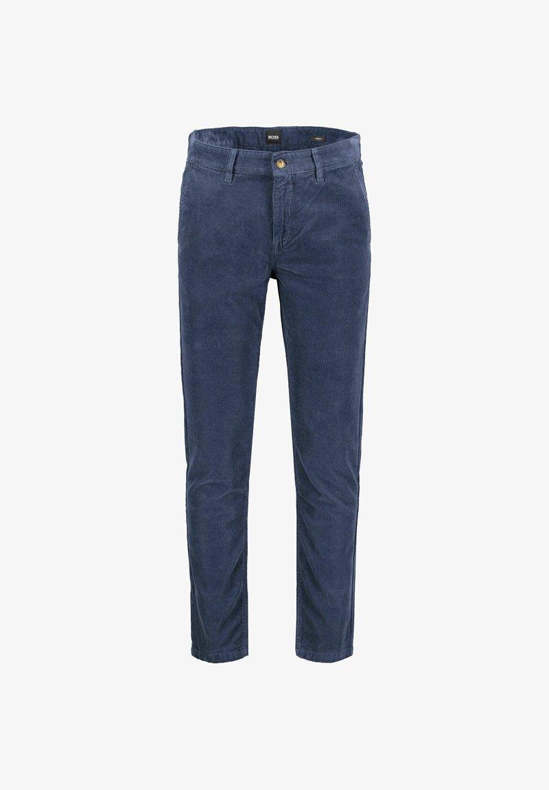 BOSS - Trousers - marine
