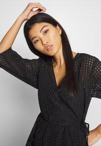 Love Copenhagen - MIALC DRESS - Day dress - pitch black - 4