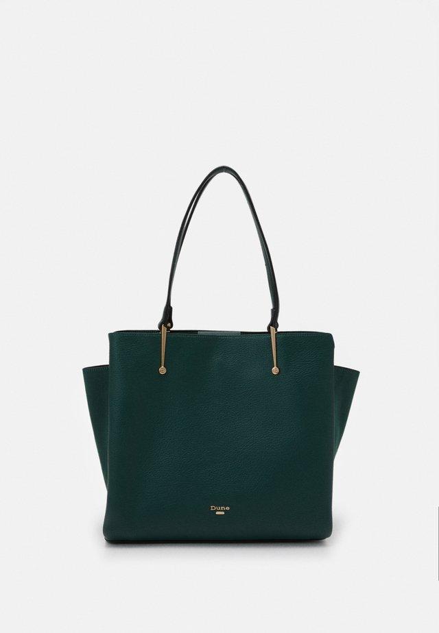 DONYX - Bolso shopping - khaki