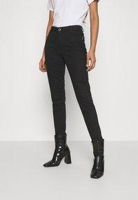 Morgan - Skinny džíny - noir - 0