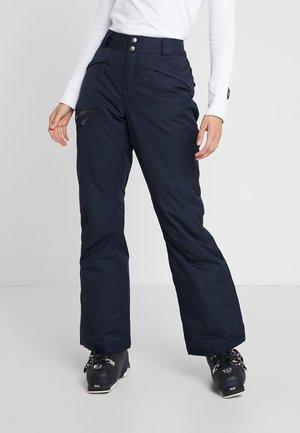 WILDSIDE PANT - Snow pants - dark nocturnal heather
