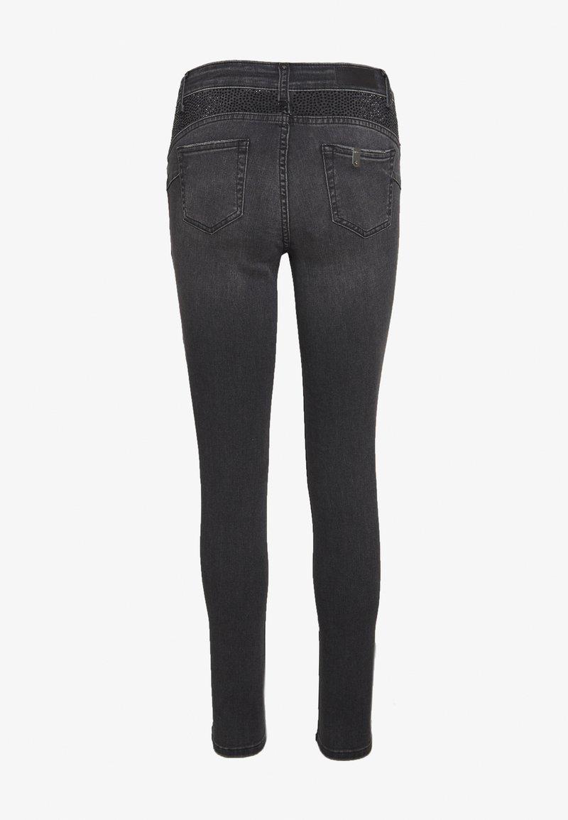 Inmuebles ganar audición  Liu Jo Jeans UP DIVINE - Jeans Skinny Fit - black ermine - Zalando.de