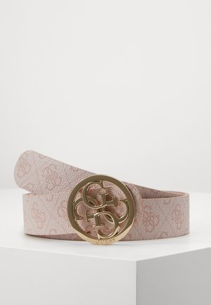 CATHLEEN PANT BELT - Gürtel - blush