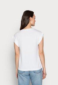 Freequent - T-shirt print - brilliant white - 2