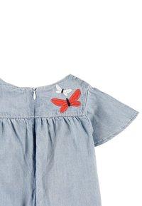 Boboli - Denim dress - blue denim - 3