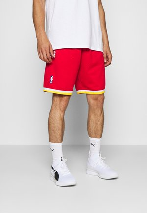 NBA SWINGMAN SHORT ROCKETS - Sports shorts - red