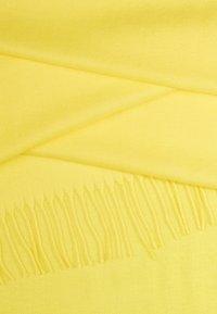 KIOMI - Scarf - yellow - 2