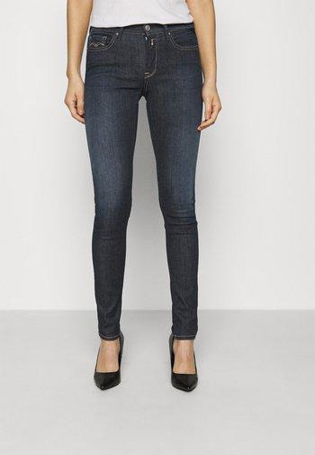 NEW LUZ PANTS RE-USED - Jeans Skinny Fit - dark blue