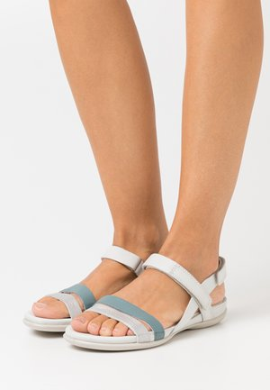 FLASH - Sandalen - silver trooper/shadow white