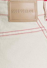 See by Chloé - Mini skirt - buttercream - 3